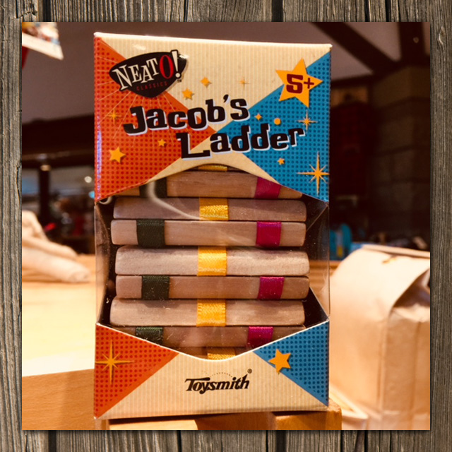 Jacobs Ladder toy