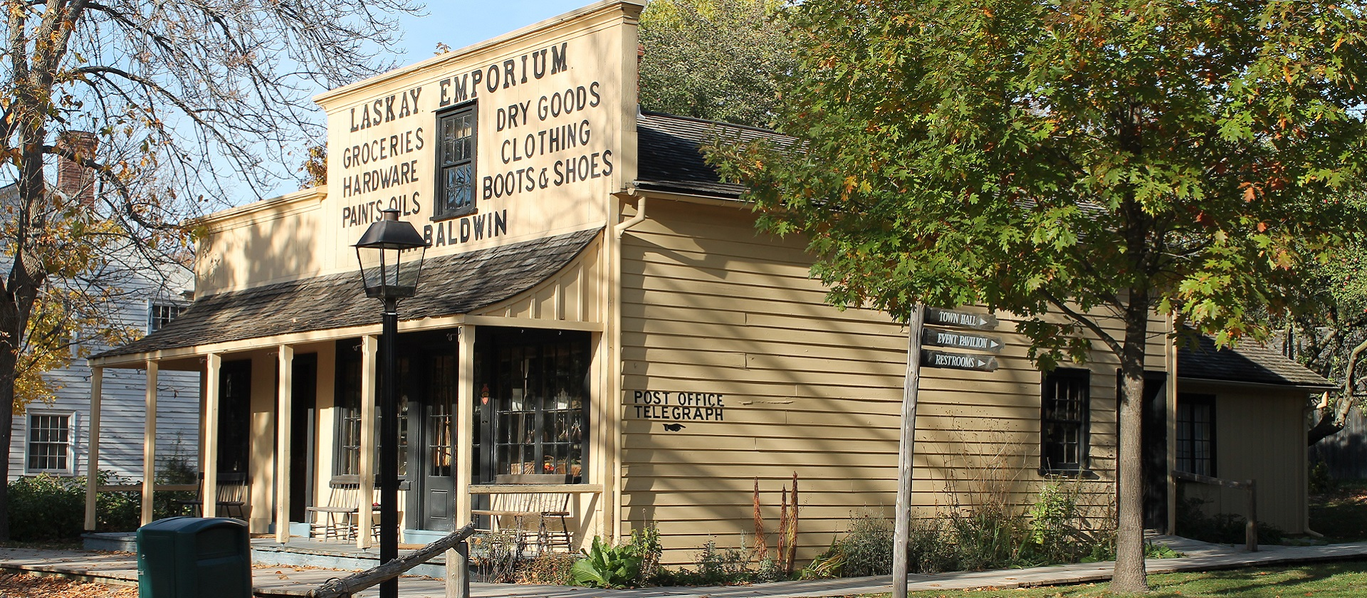 Laskay Emporium at Black Creek Pioneer Village