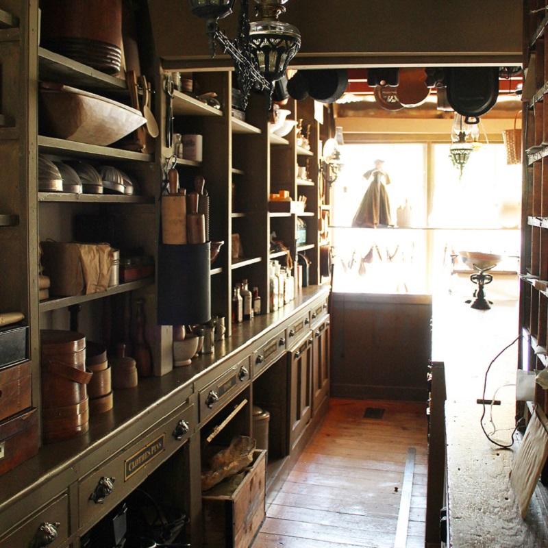 interior of Laskay Emporium