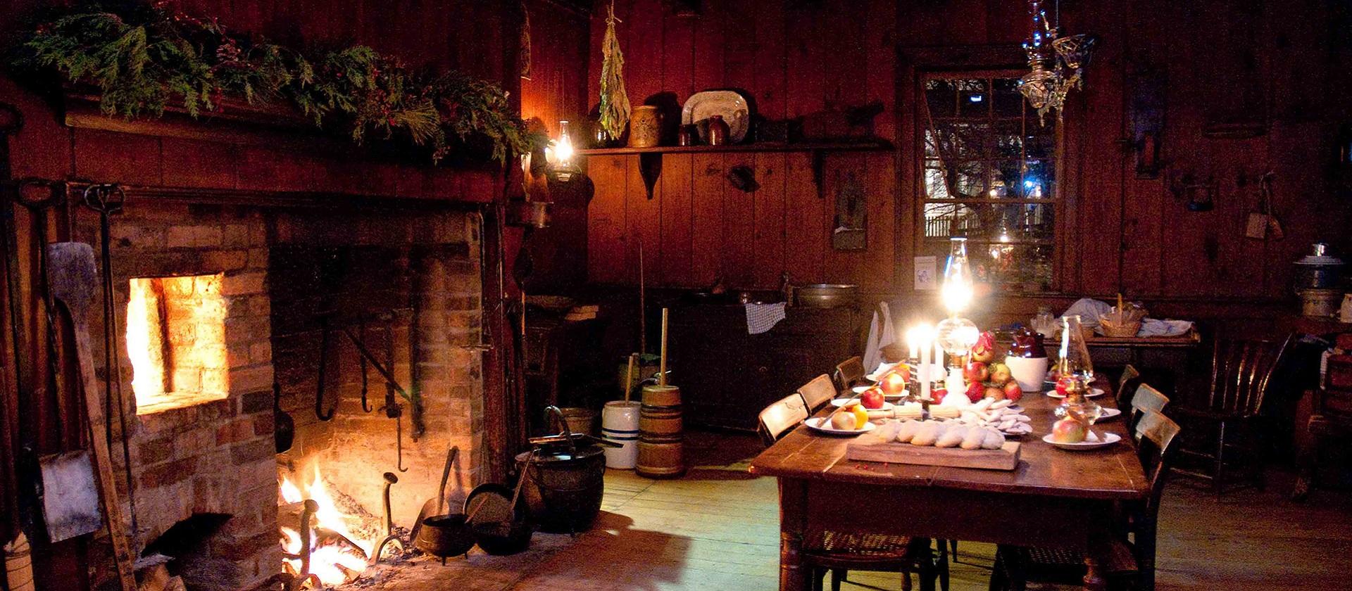 Christmas by Lamplight @ Black Creek Pioneer Village