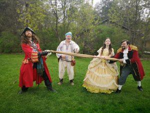 Pirates and Princesses @ Black Creek Pioneer Village