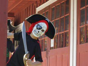 Creepy Halloween Village @ Black Creek Pioneer Village | Toronto | Ontario | Canada