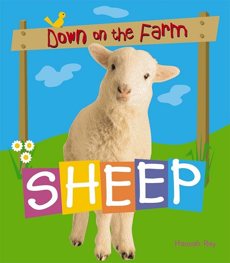 cover of Down on the Farm Sheep