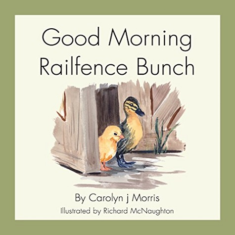 cover of Good Morning Railfence Bunch
