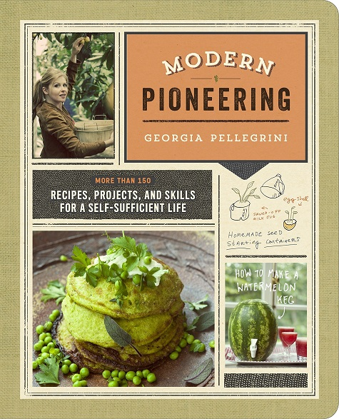 Modern Pioneering book cover