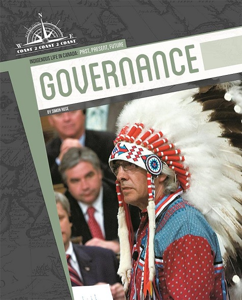 Governance book cover