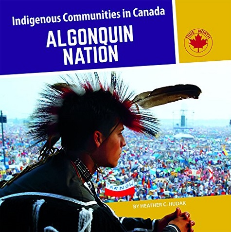 Algonquin Nation book cover