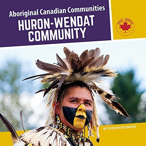 Huron-Wendat community book cover