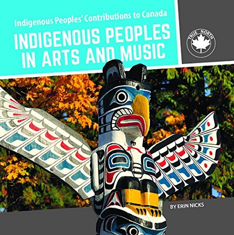 Indigenous Peoples in Arts and Music book cover