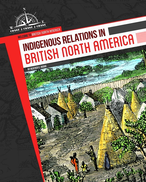 Indigenous Relations in British North America book cover
