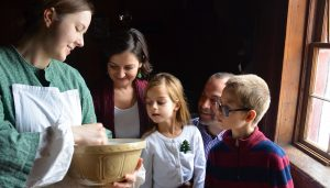 Home School Workshop: Holiday Baking & Christmas Tour @ Black Creek Pioneer Village