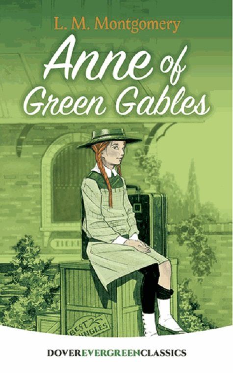 cover of novel Anne of Green Gables