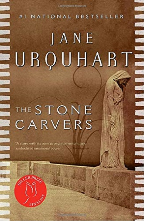 cover of The Stone Carvers by Jane Urquhart