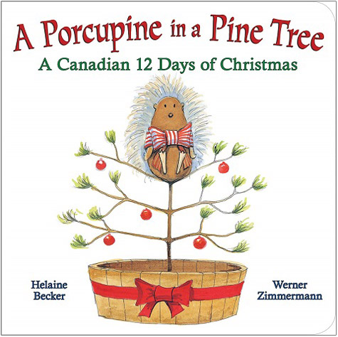 cover of Porcupine in a Pine Tree