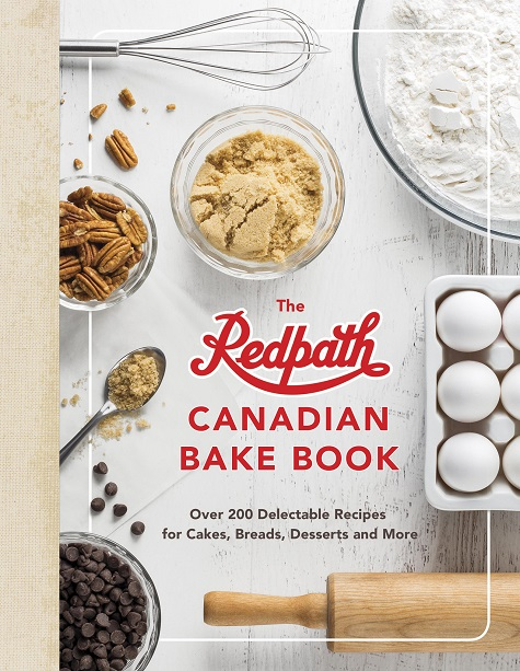 cover of Redpath Canadian Bake Book