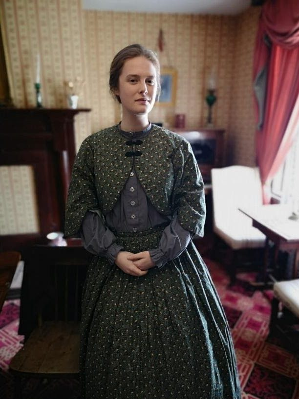 A pioneer woman