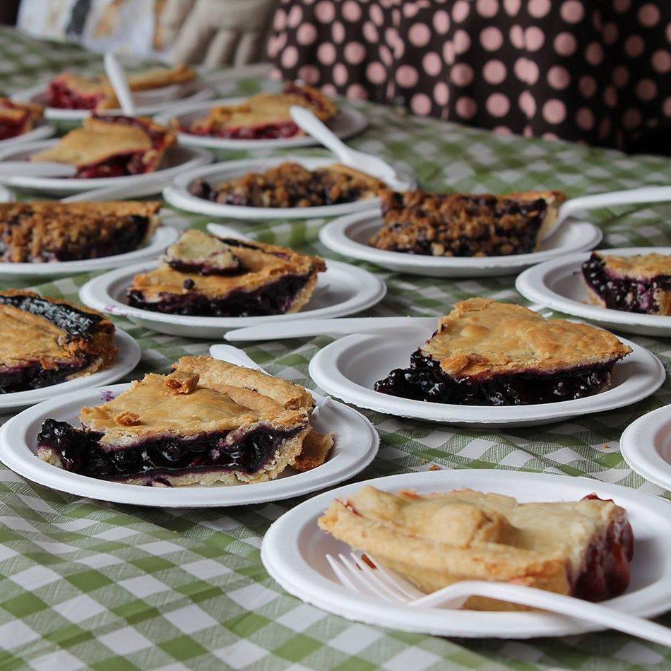 slices of pie