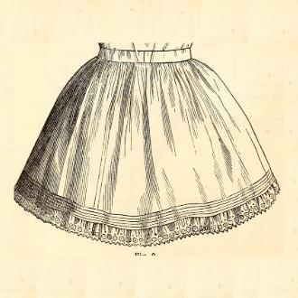 over petticoat