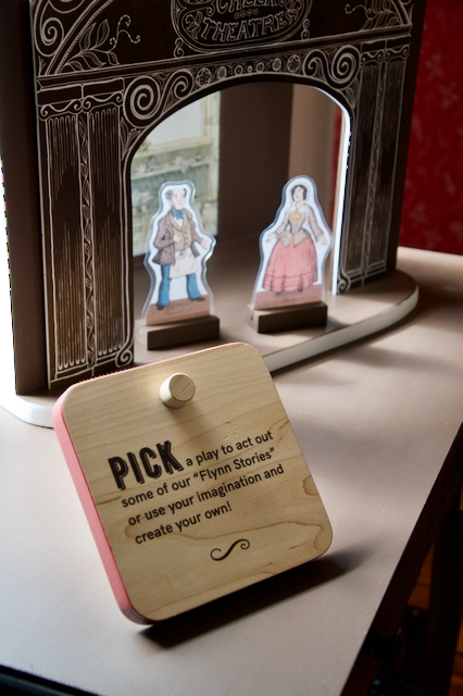 Flynn House exhibit at Black Creek Pioneer Village features interactive activities to help visitors explore 19th century immigrant life