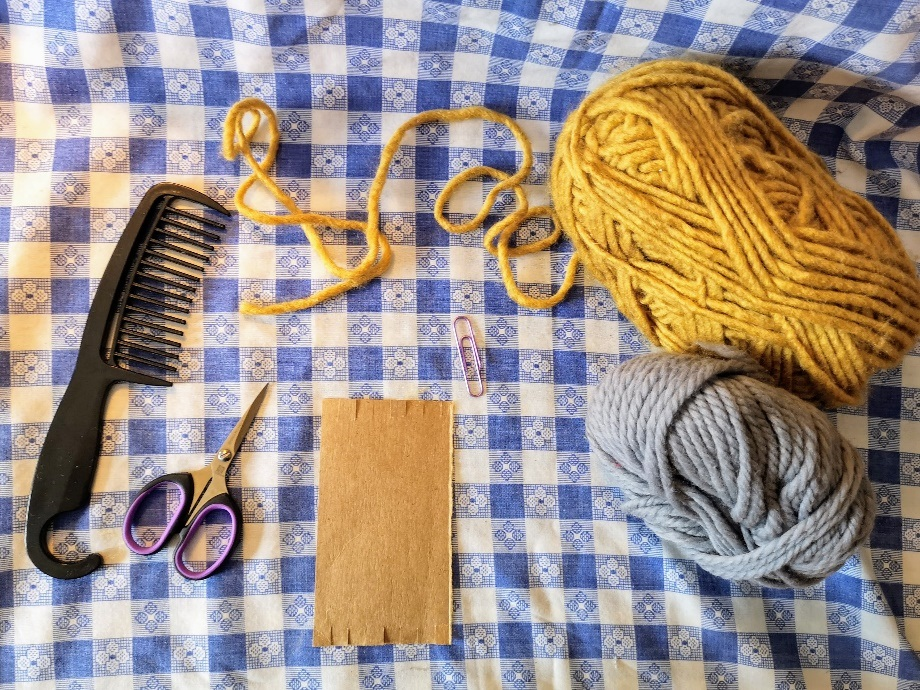 supplies for making crafts