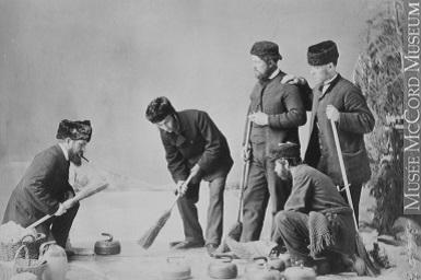 19th century curlers