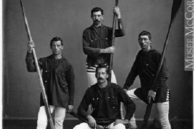 19th century rowers