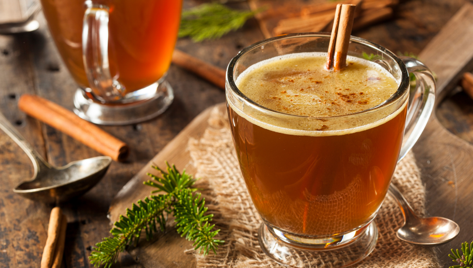 hot spiced rum