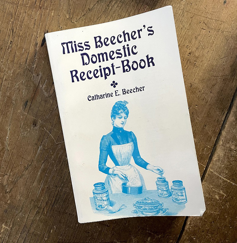 Miss Beechers Domestic Receipt Book