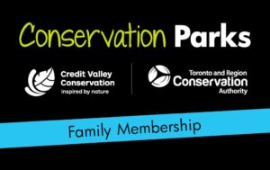 Conservation Parks membership card
