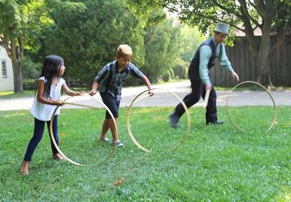 register for summer day camps at Black Creek Pioneer Village