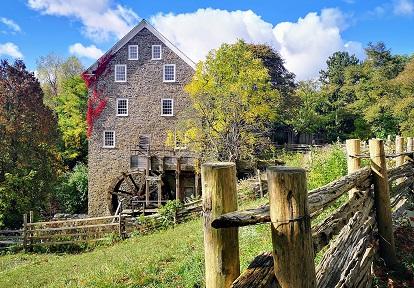 Roblins Mill at Black Creek Pioneer Village