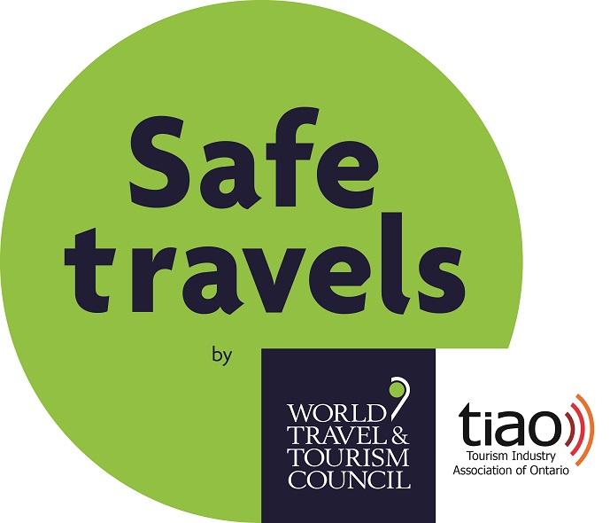 Safe Travels official stamp