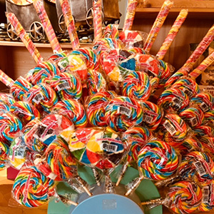 old fashioned lollipops