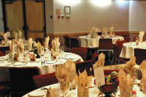Meeting room and event venue at Black Creek Pioneer Village