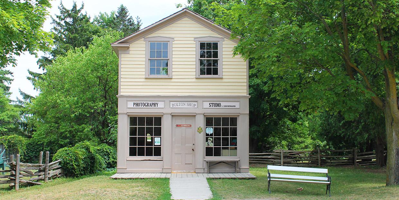 Bolton Shop at Black Creek Pioneer Village