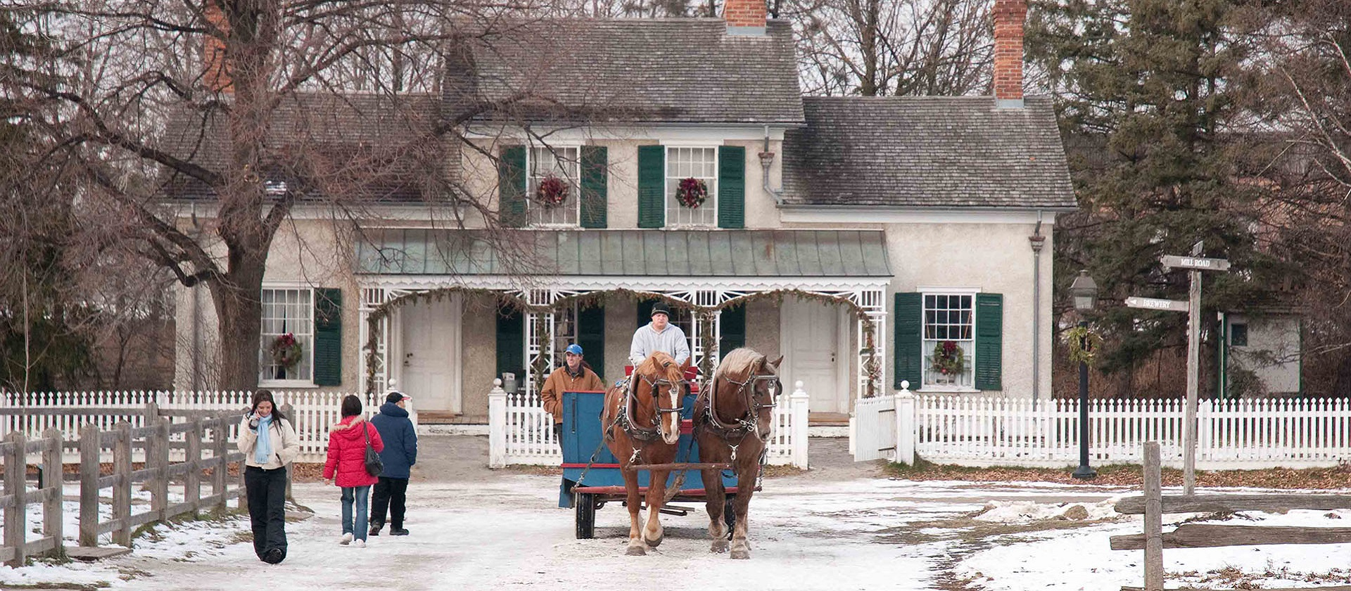Festive Weekends @ Black Creek Pioneer Village