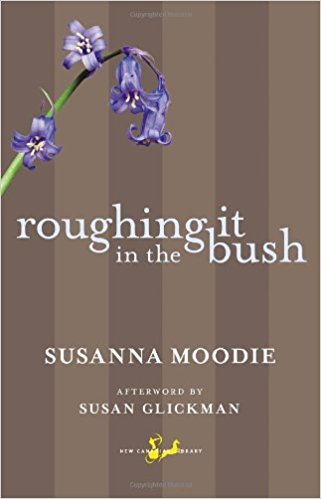 cover of the book Roughing it in the Bush