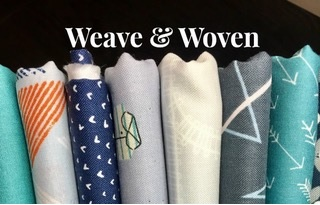 Weave and Woven Textiles logo