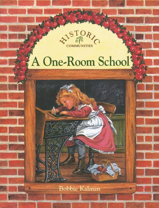 cover of the book A One Room School