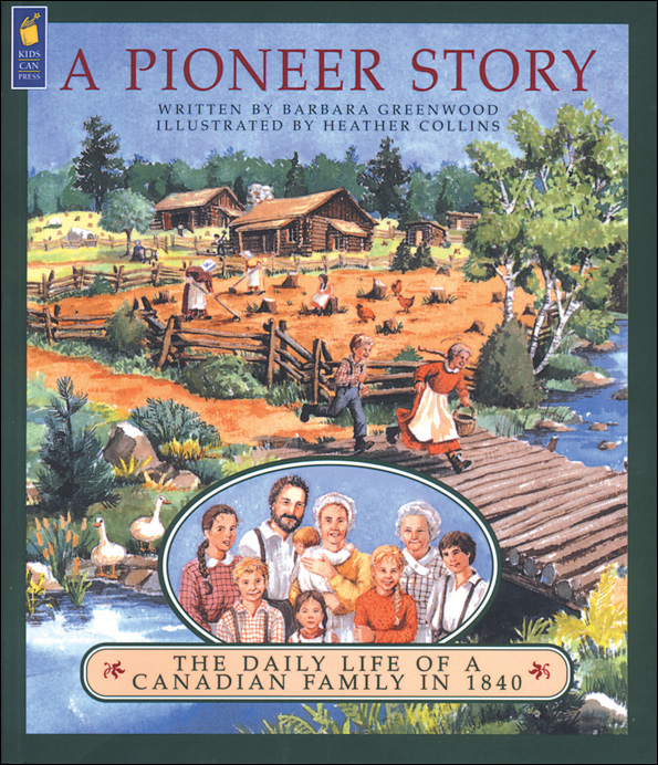 cover of the book A Pioneer Story
