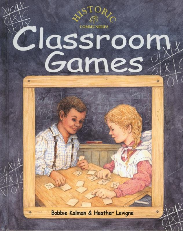 cover of the book Classroom Games
