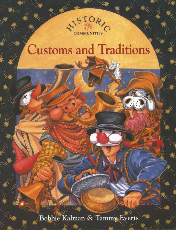 cover of the book Customs and Traditions