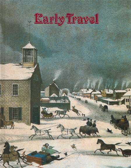 cover of the book Travel in the Early Days