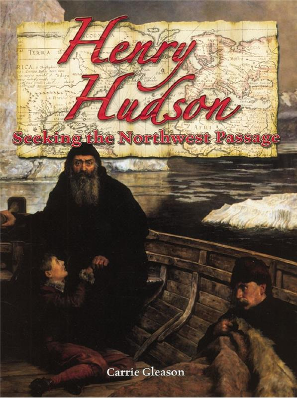 cover of the book Henry Hudson Seeking the Northwest Passage