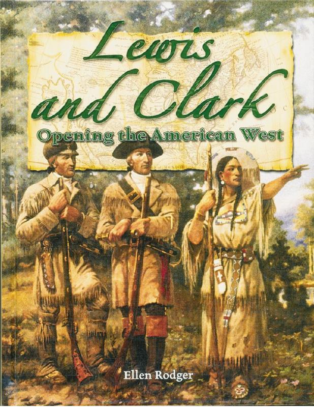 cover of the book Lewis and Clark Opening the American West