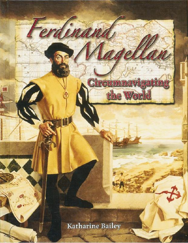 cover of the book Ferdinand Magellan Circumnavigating the World