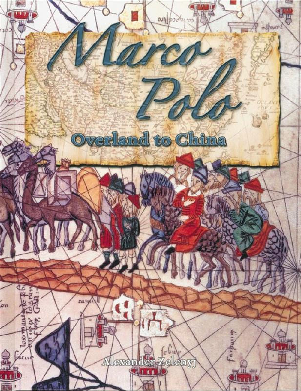 cover of the book Marco Polo Overland to China