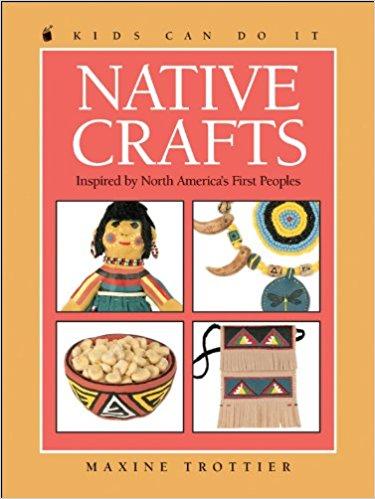 cover of the book Native Crafts