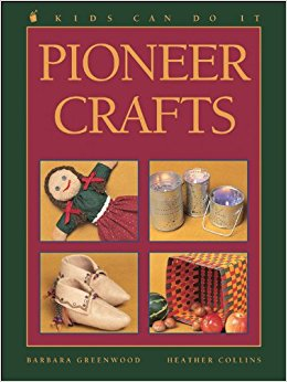 cover of the book Pioneer Crafts