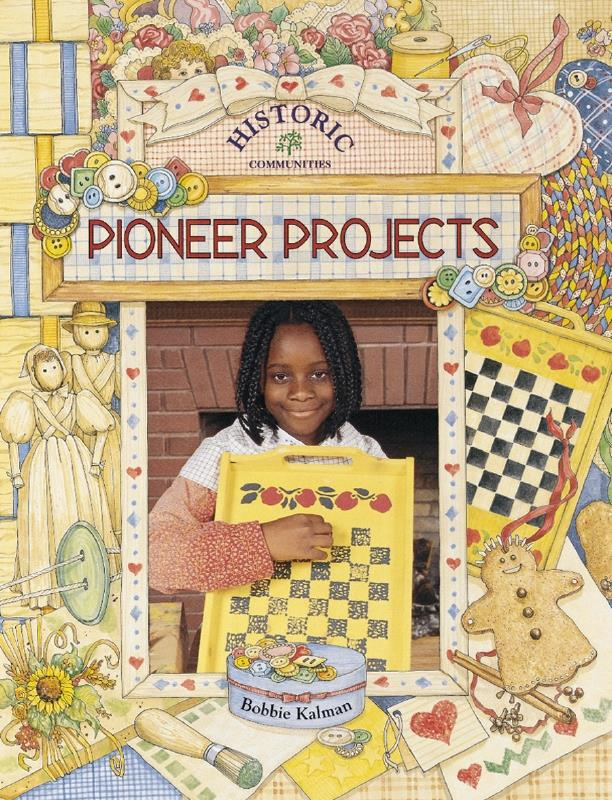 cover of the book Pioneer Projects